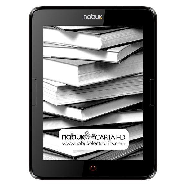 Nabuk Carta HD 2017 - Lector de libros digitales