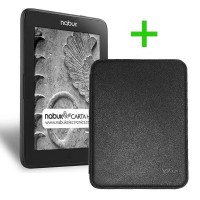 Súper Pack Nabuk Carta HD + Funda Nabuk Premium