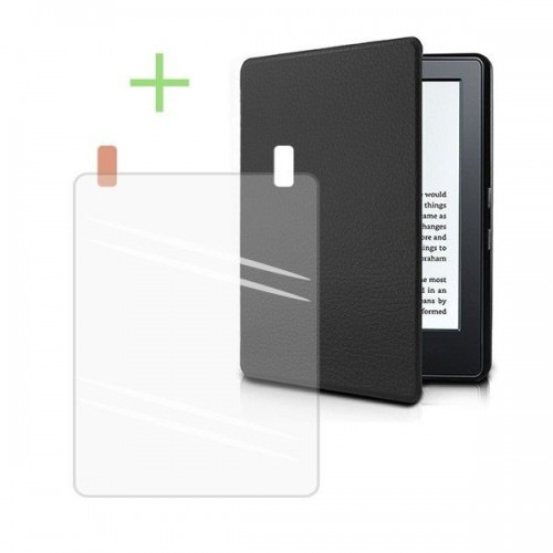 Pack Protectores Kindle 8 - Funda + Mica Anti-Reflejos