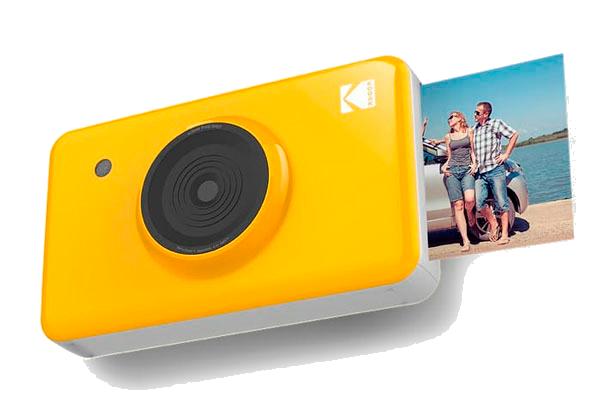 Camara Kodak Tipo Polaroid Para Fotos Instantaneas